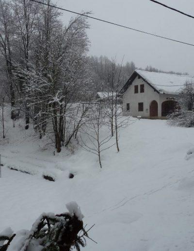 8 DPB po zimi