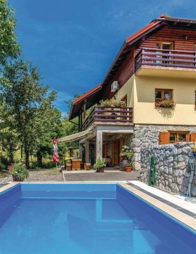 Kuća za odmor Kratohvil, Sandra Kratohvil