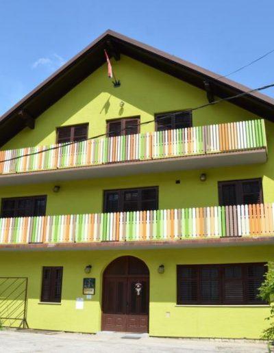 Planinarski dom Kamačnik 1
