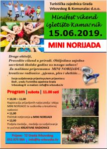Minifest vikend u Kamačniku