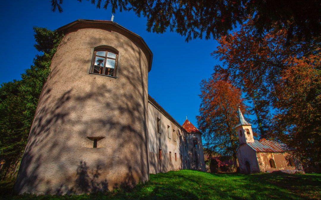 Dvorac Zrinsko Frankopanski, Severin na Kupi