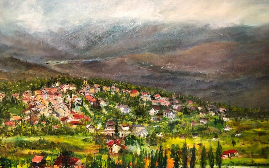 Izložbeni prostor grada Vrbovskog – galerija