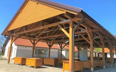 Gradska tržnica grada Vrbovskog