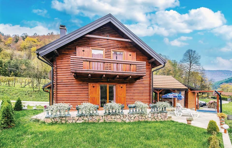Kuća za odmor Blaževci – Luka , Sanja Mužević