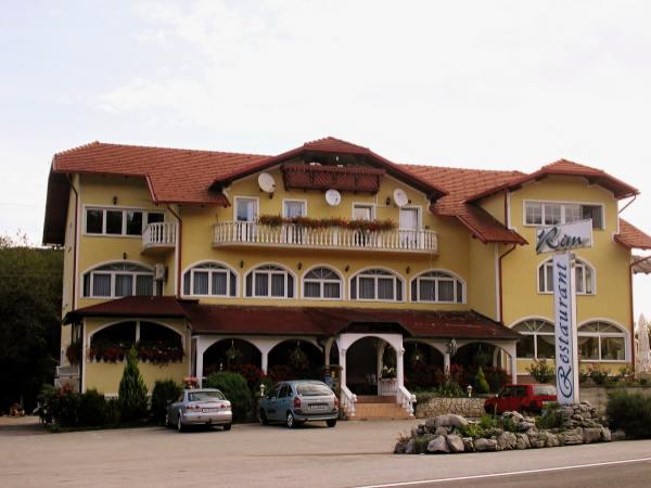 Sobe- Restoran Rim, Severin na Kupi