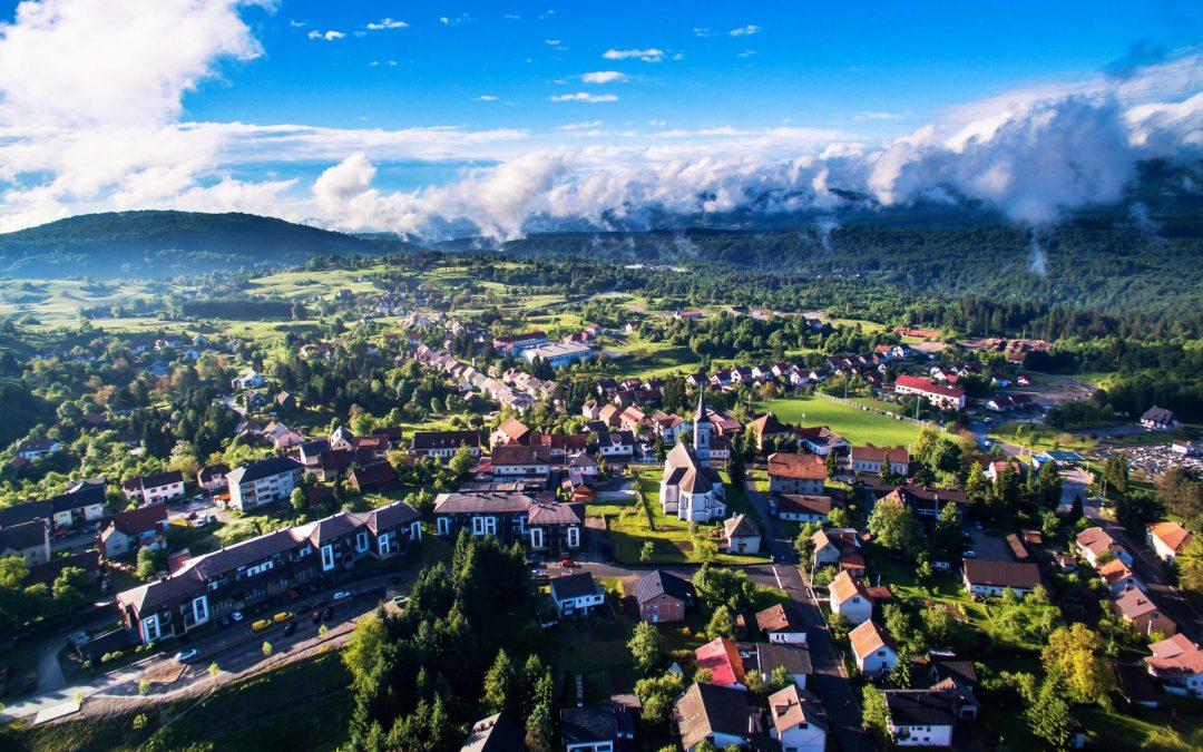 VRBOVSKO panorama