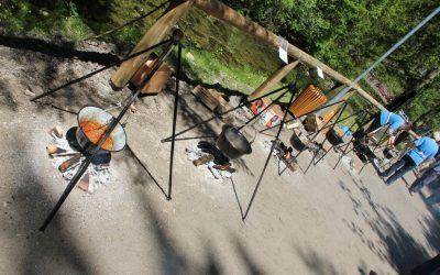 Vatrogasni kotlić – Kamačnik
