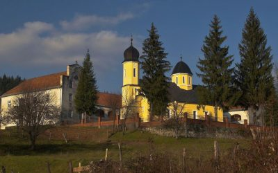 Velika Gospojna, Manastir Gomirje