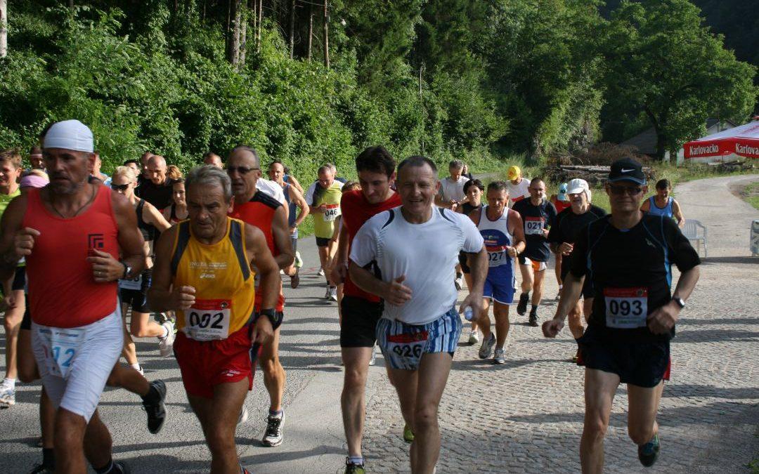 Sportsko ljeto Vrbovsko Cross utrka Jelenski jarak