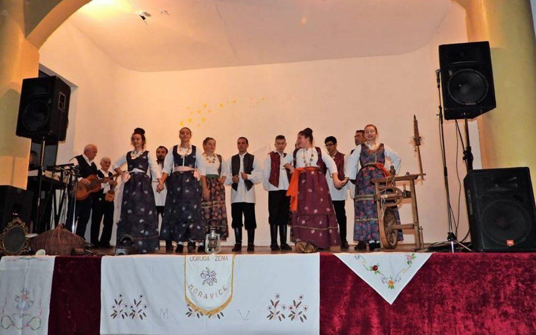 30.11.2019. – 10. Obljetnica osnutka djelovanja Udruge žena Moravice