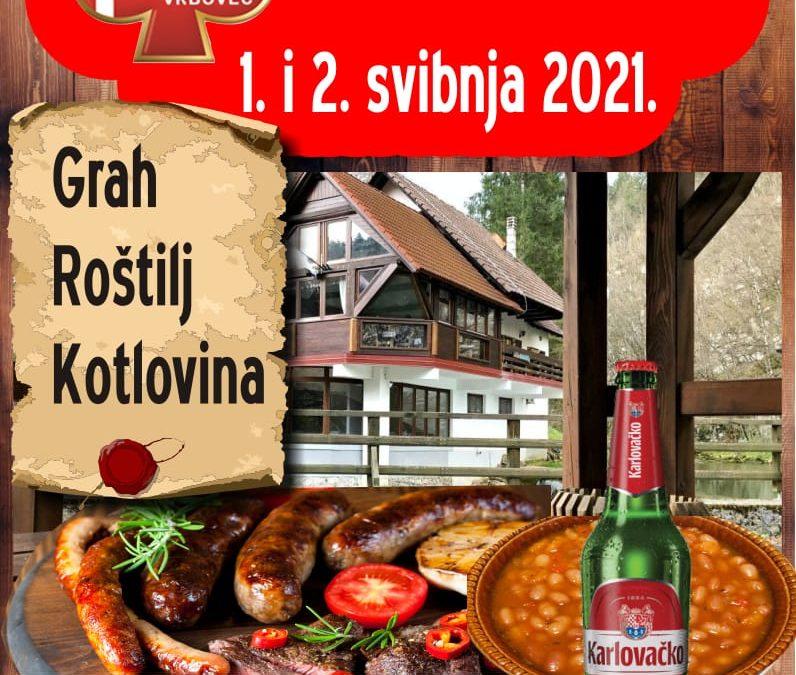 PIKnik vikend 1. i 2. svibanj u Kamačniku