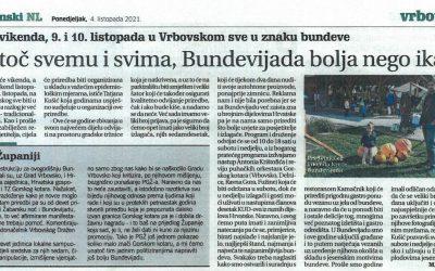 Goranski Novi list – Idućeg vikenda, 9. i 10. listopada u Vrbovskom sve u znaku bundeve